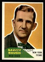 Sammy Baugh [EX MT]