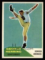 George Herring [NMMT]