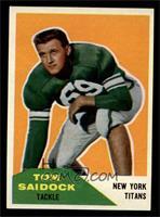 Tom Saidock [NM]