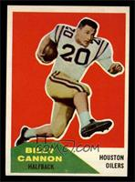Billy Cannon [EXMT]