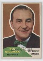 Sid Gillman [Good to VG‑EX]