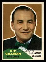 Sid Gillman [NM]