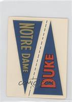 Notre Dame/Duke