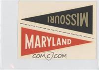Maryland/Missouri