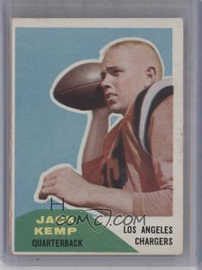 1960 Fleer #124 - Jack Kemp [GoodtoVG‑EX]