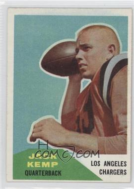 1960 Fleer #124 - Jack Kemp