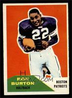 Ron Burton [EXMT]
