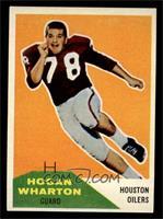 Hogan Wharton [NM]