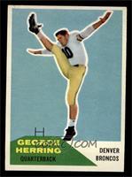 George Herring [EXMT]