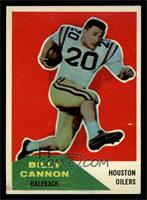 Billy Cannon [VG]