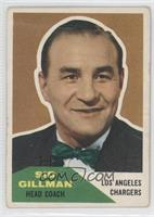 Sid Gillman [Poor to Fair]