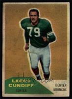 Larry Cundiff [GOOD]