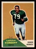 Larry Cundiff [EX]