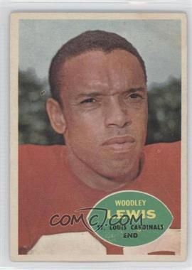 1960 Topps - [Base] #107 - Woodley Lewis [GoodtoVG‑EX]