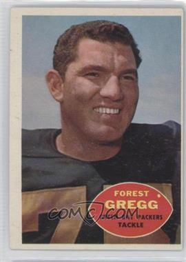 1960 Topps - [Base] #56 - Forrest Gregg