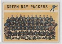 Green Bay Packers Team [Poor]