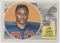 Leo Lewis [GoodtoVG‑EX]