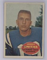 Johnny Unitas [Very Good‑Excellent]