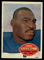 Gene Lipscomb [NM]