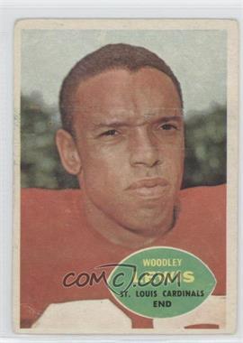 1960 Topps #107 - Woodley Lewis [GoodtoVG‑EX]