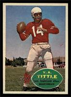 Y.A. Tittle [NM MT]