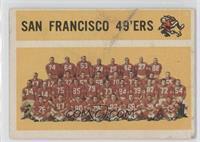 San Francisco 49ers Team [GoodtoVG‑EX]