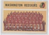 Checklist (Washington Redskins Team)