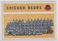 Chicago Bears Team [Poor to Fair]