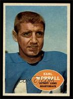 Earl Morrall [NM MT]