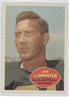 Lew Carpenter
