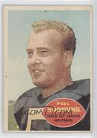 Paul Hornung [Good to VG‑EX]