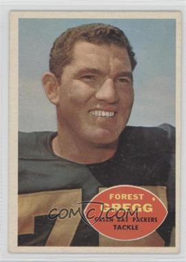 1960 Topps #56 - Forrest Gregg