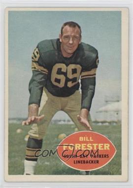 1960 Topps #58 - Bill Forester