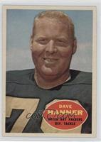 Dave Hanner