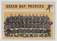 Green Bay Packers Team [Poor]