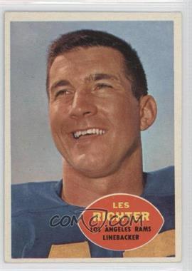 1960 Topps #68 - Les Richter