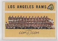 Los Angeles Rams Team [Good to VG‑EX]