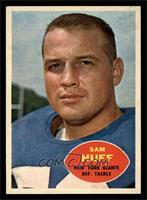 Sam Huff [NM MT]