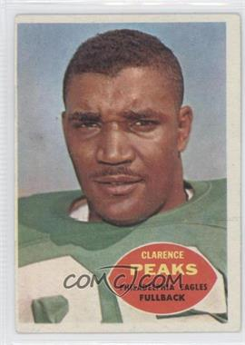 1960 Topps #83 - Clarence Peaks