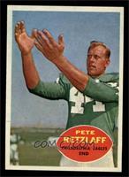 Pete Retzlaff [NMMT]