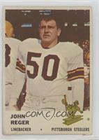 John Reger [Altered]