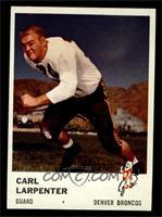 Carl Larpenter [NM]
