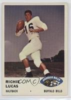 Richie Lucas