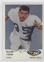 Mack Yoho