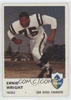 Ernie Wright [Good to VG‑EX]