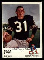 Billy Lott [NM]