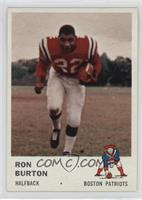 Ron Burton