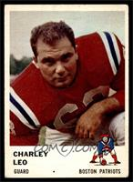 Charley Leo [VG]
