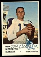 Don Meredith [EX MT]