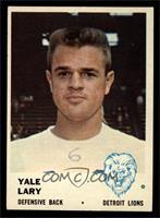 Yale Lary [EXMT]